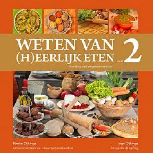 Kookboek Weten Van (h)eerlijk Eten Deel 2 Per stuk