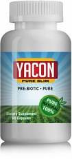 Yacon Pure Slim Afslankpillen 60caps