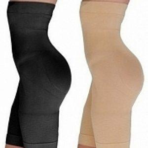 Slim & Lift Supreme Comfort Afslankbroekje 36-38 M Huidkleur + 2e Zwarte Gratis 2 Stuks