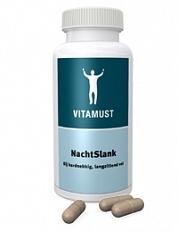 Vitamust Nachtslank Voor Afslanken In De Nacht Afslankpillen 90caps