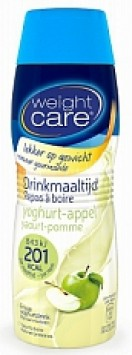Weight Care Drinkmaaltijden Yoghurt Appel 300ml