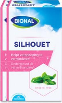 Bional Silhouet Afslankpillen Voordeelverpakking 2x30st