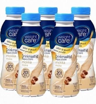Weight Care Drinkmaaltijden Mokka 5-pack Voordeelverpakking 5x300ml