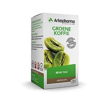 Arkocaps Groene Koffie 45caps