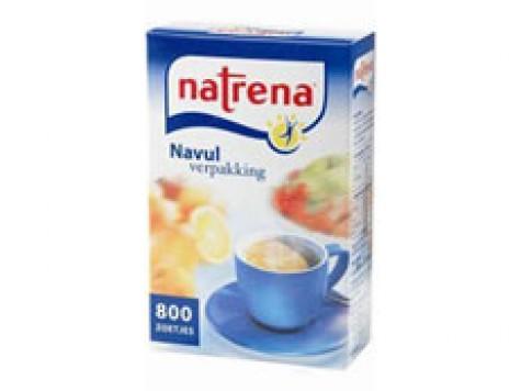 Natrena Tabletten Navulling 800tabl