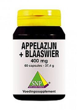 Appelazijn Blaaswier 400 Mg Capsules 60caps
