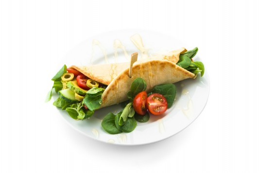 Tortilla (2 stuks)