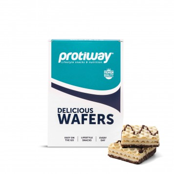 Marshmallow wafer