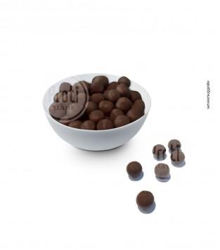 Proteine balletjes Chocoladesmaak