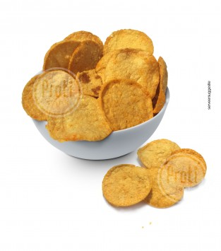Proteine chips Barbecue