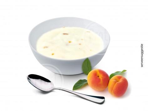 Proteine dessert Abrikozen kwark
