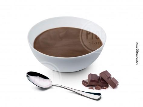 Proteine dessert Chocolade