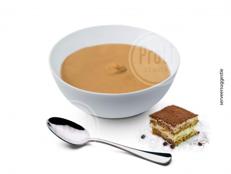 Proteine dessert Tiramisusmaak
