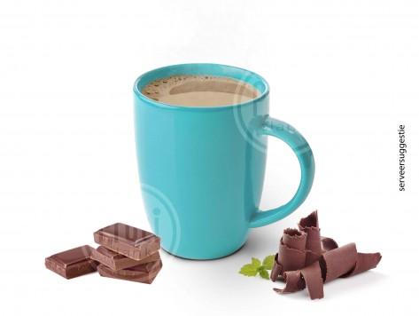 Proteine drank Warme Chocoladedrank