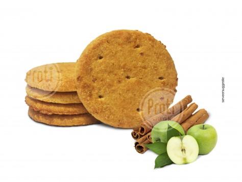 Proteine koekjes Appel kaneel